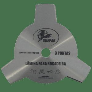 LAMINA PARA ROCADEIRA 3 PONTAS G3 GUEPAR