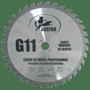 SERRA DE WIDEA G11 GUEPAR