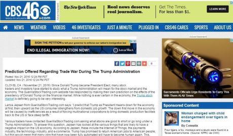 GuerillaStockTrading.com on CBS