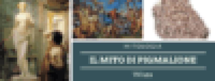 mitologia greca - il mito di Pigmalione