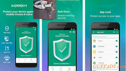 kaspersky internet security for android free download