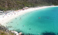 Praia do Forno - Arraial do Cabo RJ