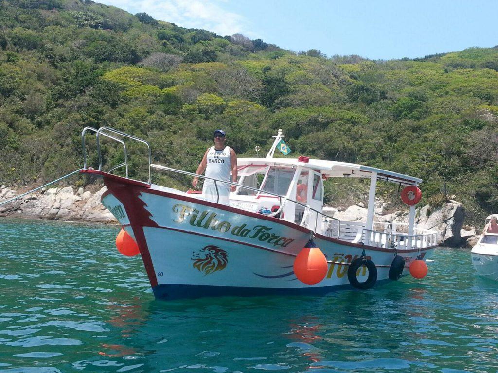 Barco Exclusivo (Arraial) 4