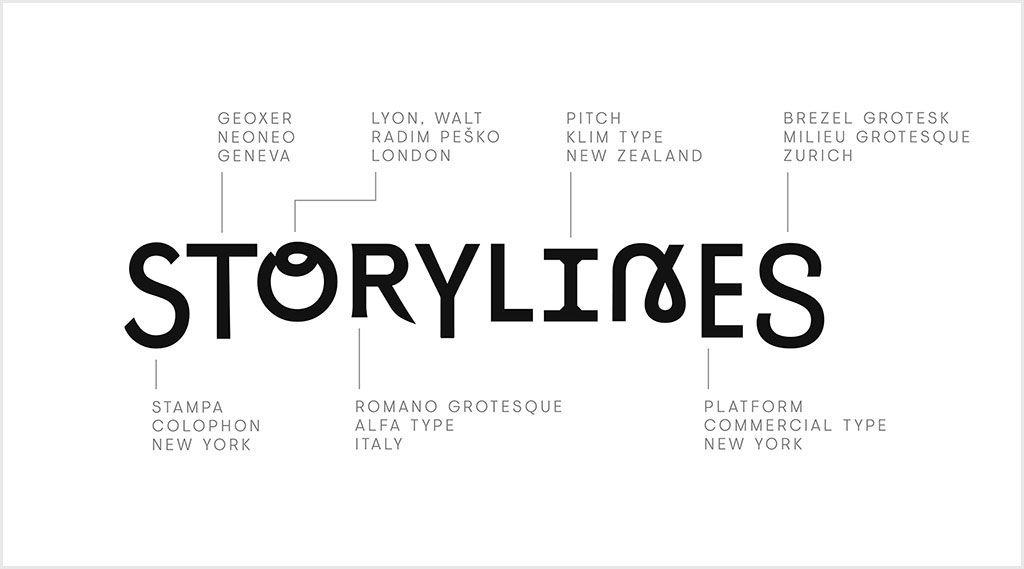 Art Fonts And Stories Designing The Site For The
