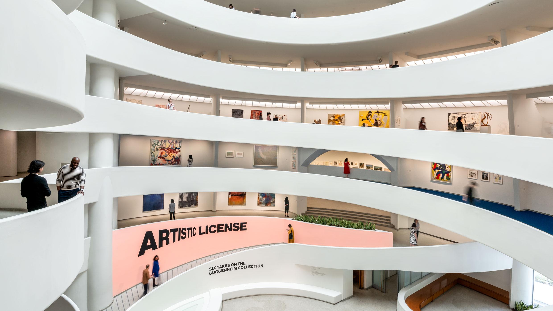 Image result for Guggenheim Museum, New York City