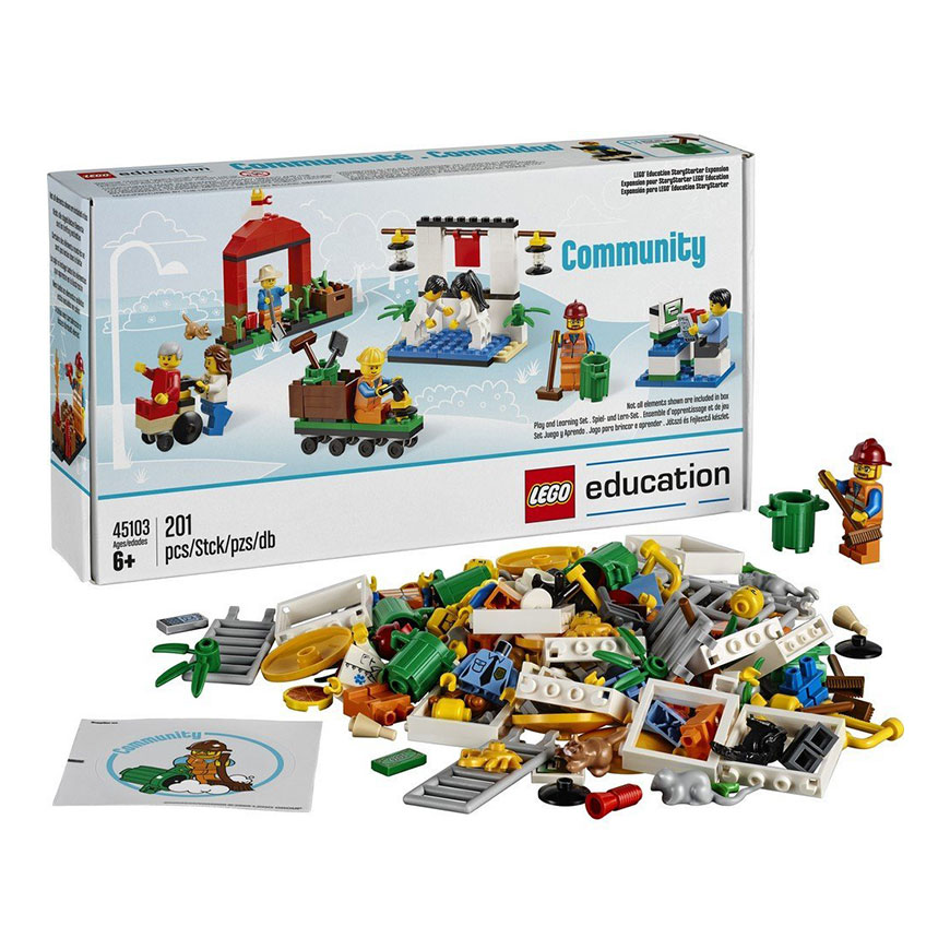 LEGO Story Starter Community Expansion set