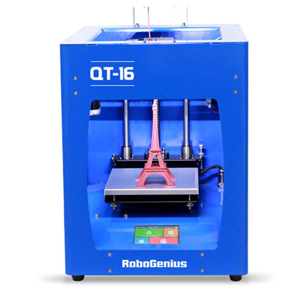 RoboGenius QT-16 Desktop 3D Printer
