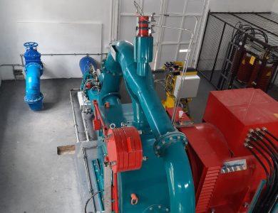 Three Nozzle Pelton Turbine in Montenegro commissioned