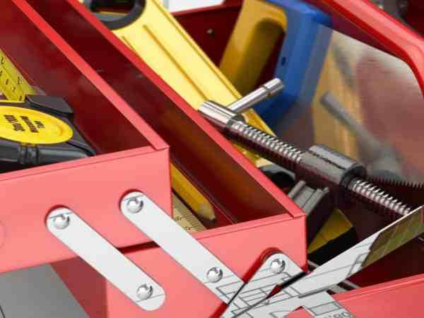 Imagem de caixa de ferramentas.