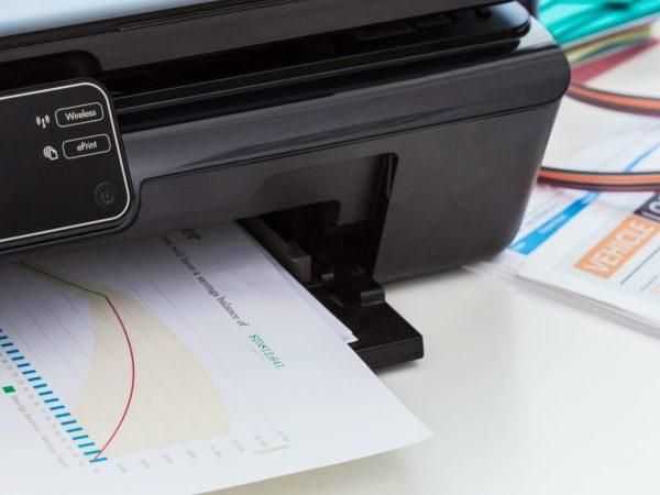 impressora multiuso