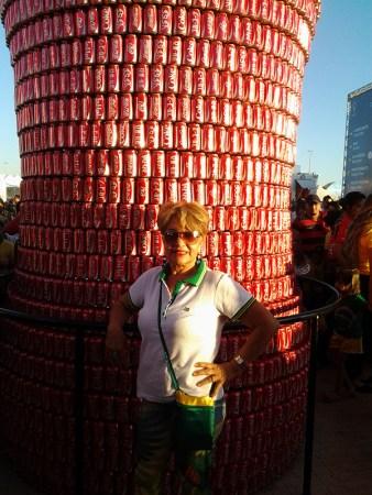 Fifa Fan Fest - Brasil x Chile - Foto 018