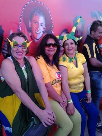 Fifa Fan Fest - Brasil x Chile - Foto 021