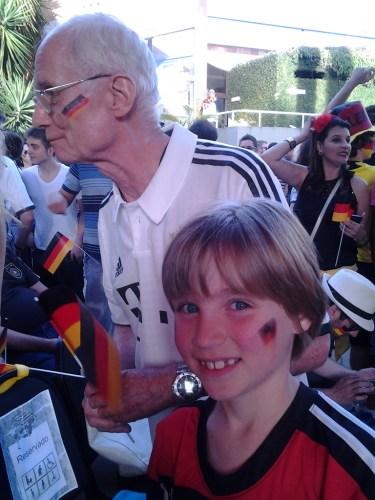 Alemanha x Argentina - Foto 006