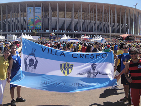 Argentina x Bélgica - Foto 046