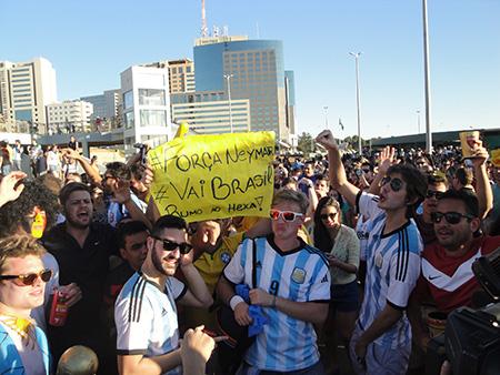 Argentina x Bélgica - Foto 059
