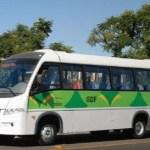 Greve por equiparação salarial deixa três regiões do DF sem micro-ônibus