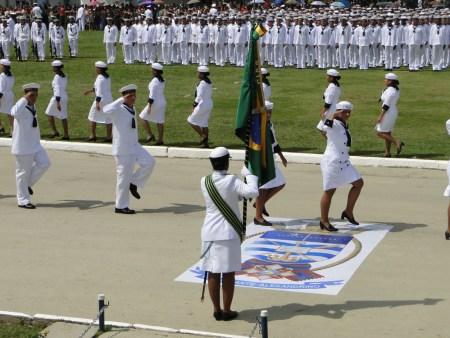 Marinha do Brasil, praças