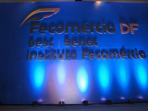 Posse Diretoria Fecomércio - Foto 001