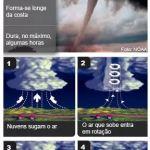 Tornado em Brasília: pode haver mais até o Outono