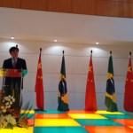 Convidados e autoridades foram à comemoração da data nacional da China - Guia BSB.net