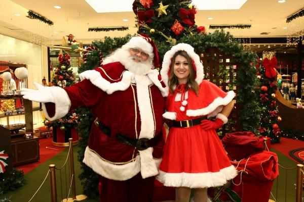 Papai Noel - Foto: Erivelton Viana