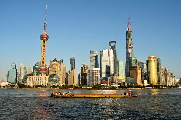 Vista de Xangai, China - Guia BSB.net
