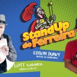 Bruno Romano no Stand UP do Ferreira