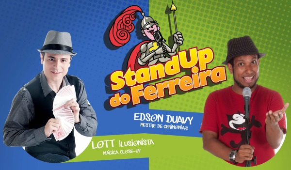 Stand Up Comedy com Mhel Marrer - Guia BSB.net