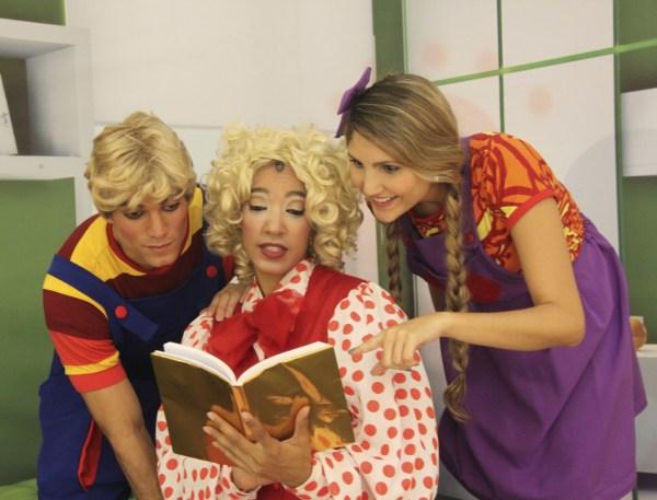 Folclore brasileiro vira peça de teatro com grupo sopa de teatro - Guia BSB.net