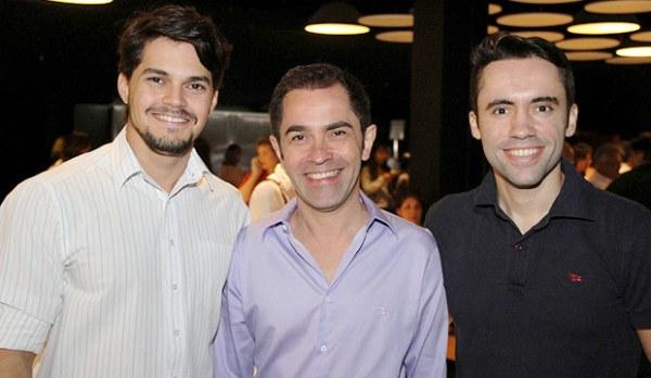 André Hilário, César Serra e Pedro Marra, Casa Cor 2014 - Guia BSB.Net