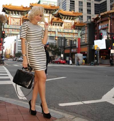 Angélica Ferrer em China Town - mulher - Guia BSB.net