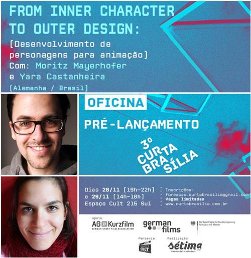 Festival de curta metragem brasília - Guia BSB.net