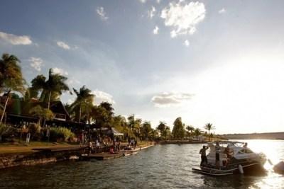 Lago paranoá, Pontão do Lago Sul