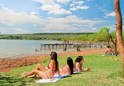 Lago paranoá, Prainha da Ermida Dom Bosco
