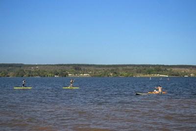 Lago paranoá, Parque das Garças