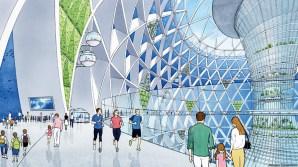 empresa japonesa projeta cidade no meio do mar - Guia BSB.net