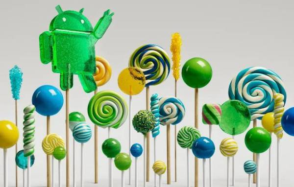 Android Lollipop 5.0 - Guia BSB.net