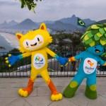 Vinícius e Tom são os nomes escolhidos para os mascotes de 2016