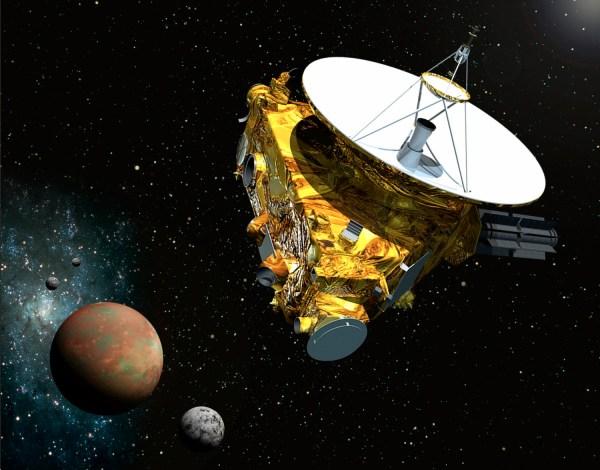 sonda new horizons nasa - Guia BSB.net