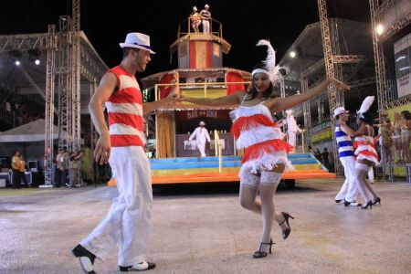 Desfile das escolas de samba é cancelado