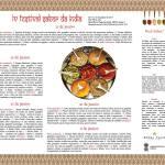 IV Festival Sabor da Índia