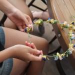 Oficinas gratuitas de Carnaval ensinam a criar de máscaras a coroa de flores