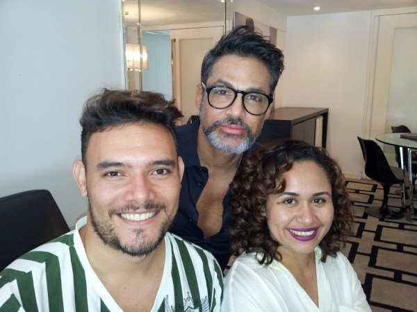 Ricardo Maia cria núcleo de terapia capilar. Foto: Cristina de Almeida