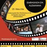 Cinema na Embaixada da Alemanha