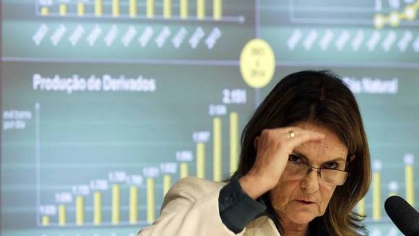 Graça Foster: executiva já havia pedido para sair do cargo algumas vezes - Foto: Ueslei Marcelino/Reuters