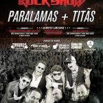 Brasília Rock Show com Paralamas e Titãs