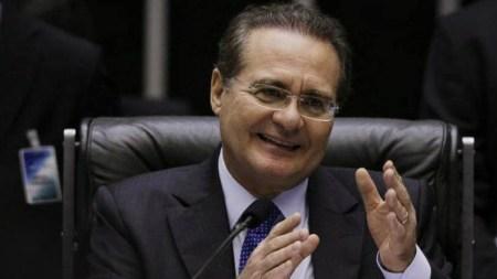 Presidente do Senado, Renan Calheiros: dos 19 senadores, 15 votaram pela indicação de Renan