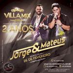 Jorge & Mateus no Villa Mix Brasília