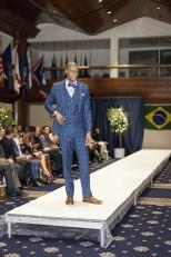 O carioca do Rio de Janeiro no Fashion Week Washington DC - Foto: Mark Kanawati