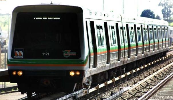 Metrô estuda estender horário de trens aos domingos - Foto: Internet